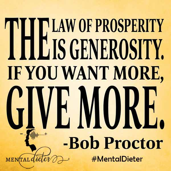 How To Manifest Money – Law Of Prosperity – Law Of Abundance