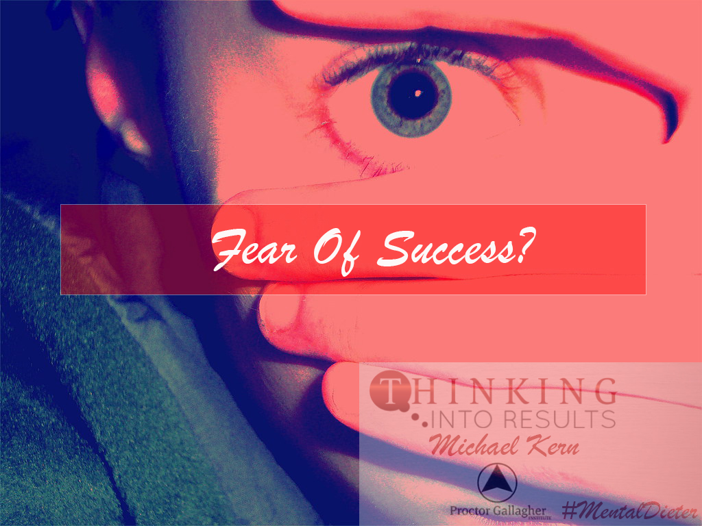 Fear Of Success – Self-Image Paradigm