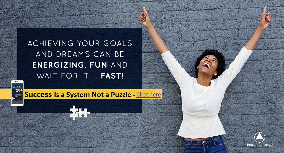 Success is a System NOT a Secret